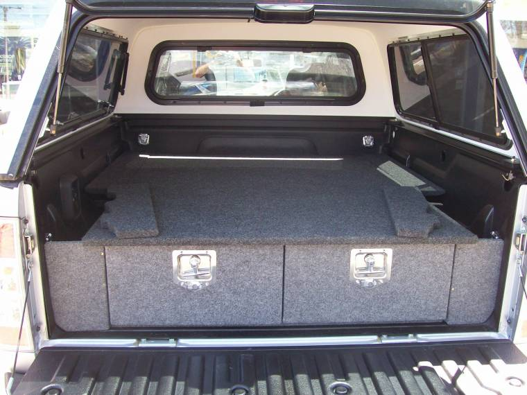 Drawers Suit Ford Ranger D Cab